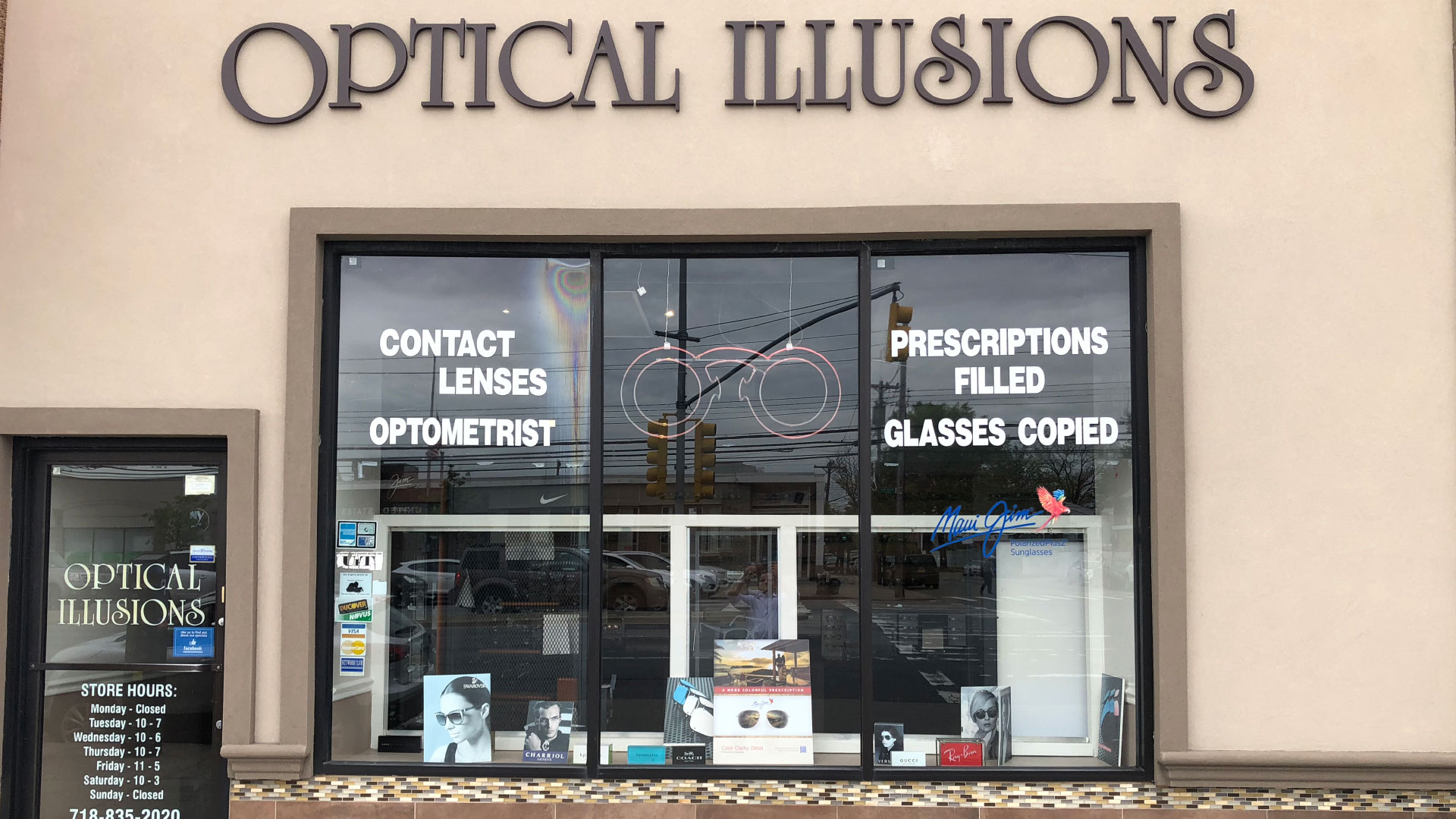 best optical illusions 2020 Optical Shop | Eye Exams | Designer Frames | Queens NY, Optical